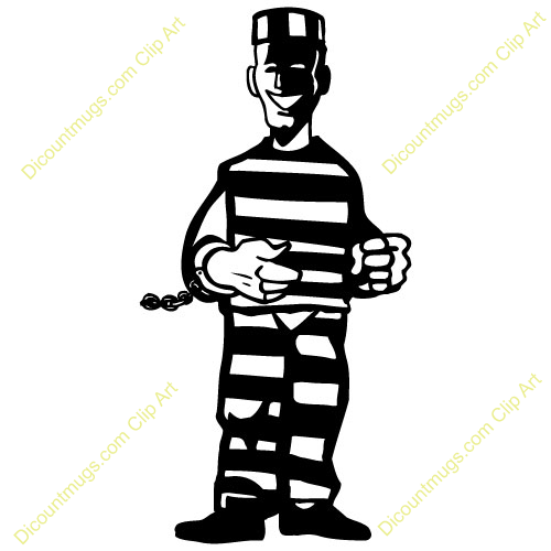500x500 Rime Clipart Inmate