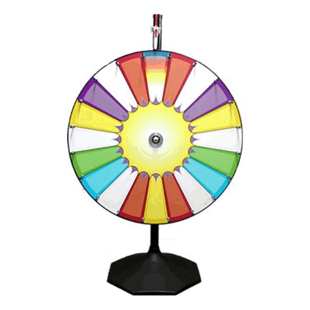 1024x1024 Meteorology Clipart Graphics Prize Wheel Clip Art Top 10prize