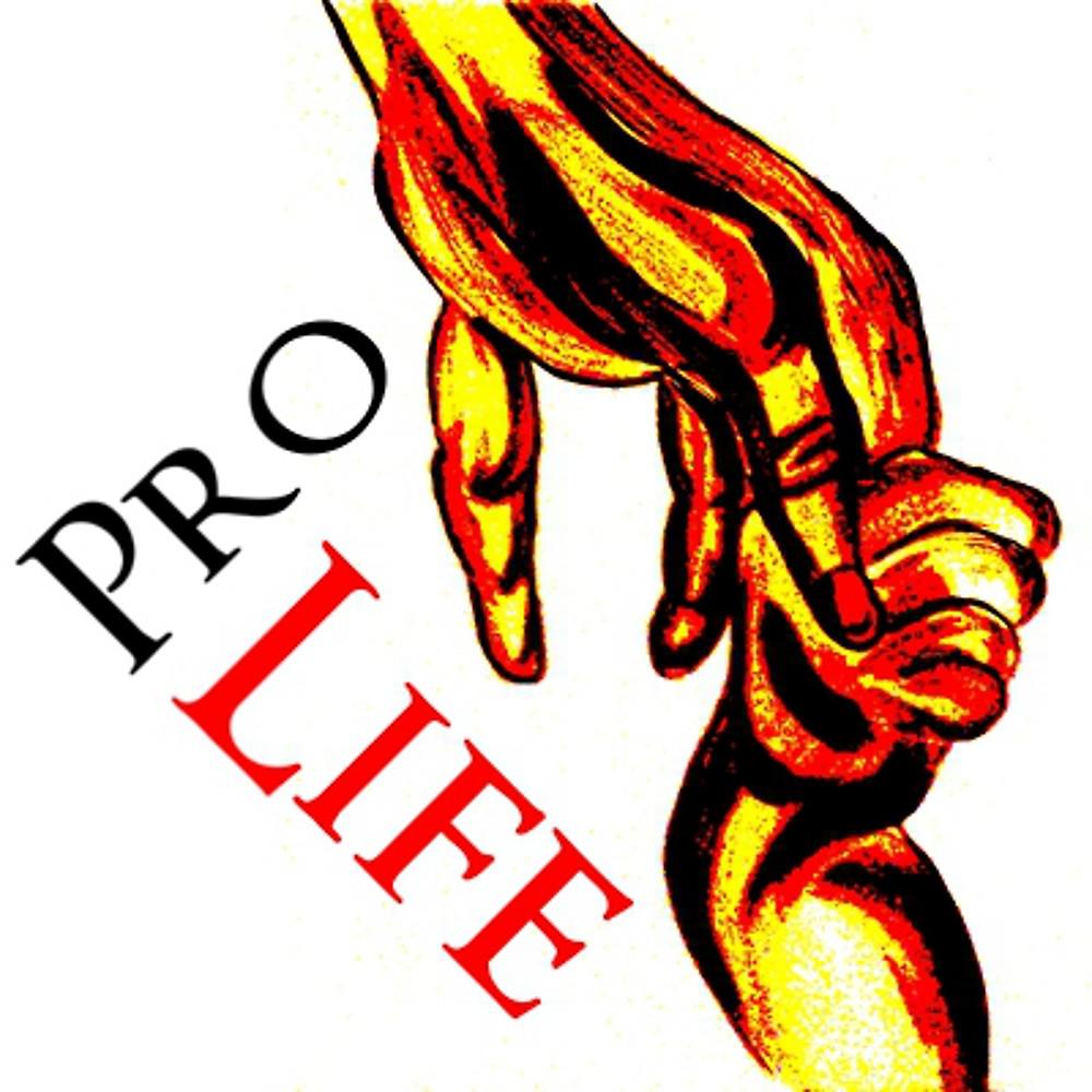 1000x1000 Pro Life Logo By Markmoore Redbubble