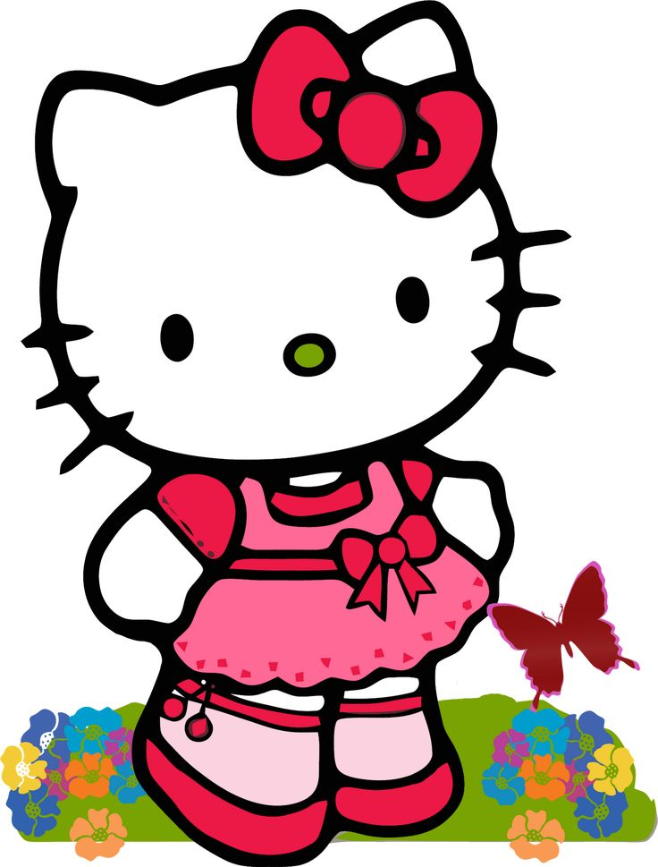 736x969 Best Hello Kitty Clipart Ideas Hello Kitty Pics