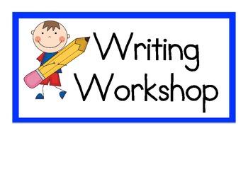 350x270 Writing Workshop Procedure By Erin Dowling Teachers Pay Teachers