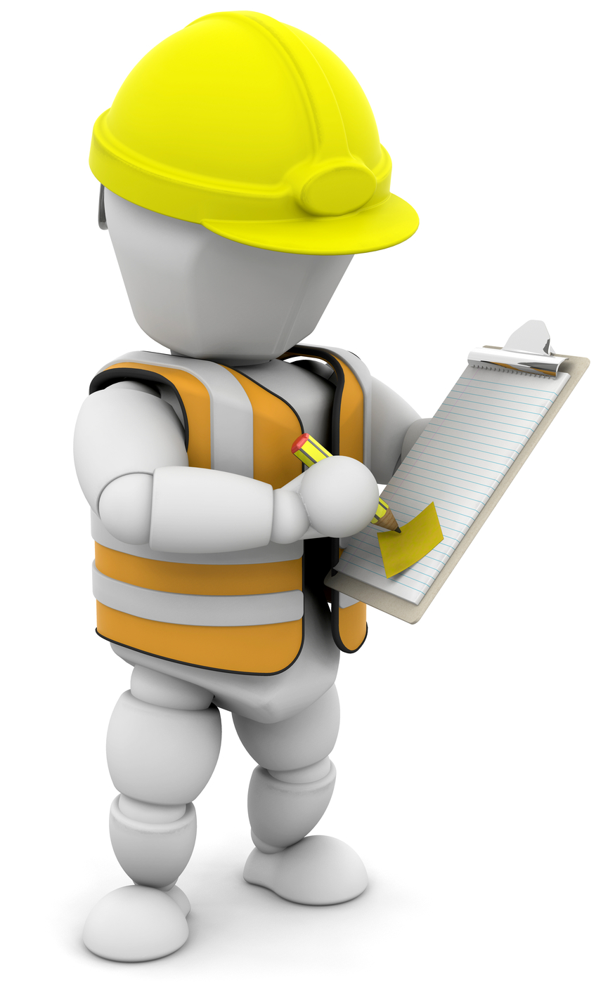875x1425 Safety Check Clipart