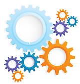 161x170 Gears Clipart Process Wheel
