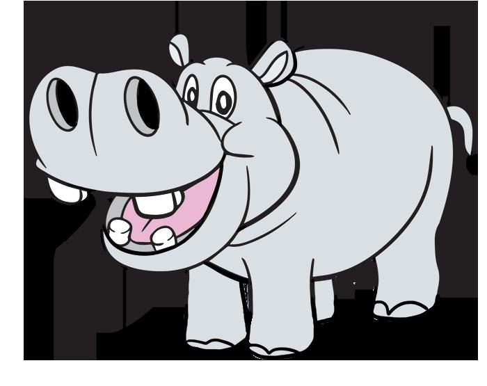700x555 Hippopotamus Clip Art Amp Images