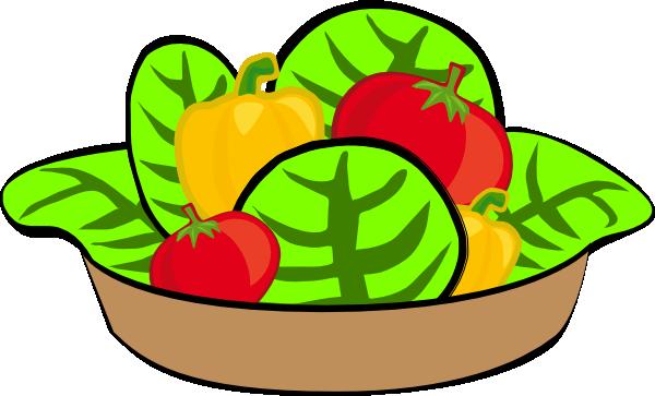 600x363 Salad Clip Art Free Clipart Images
