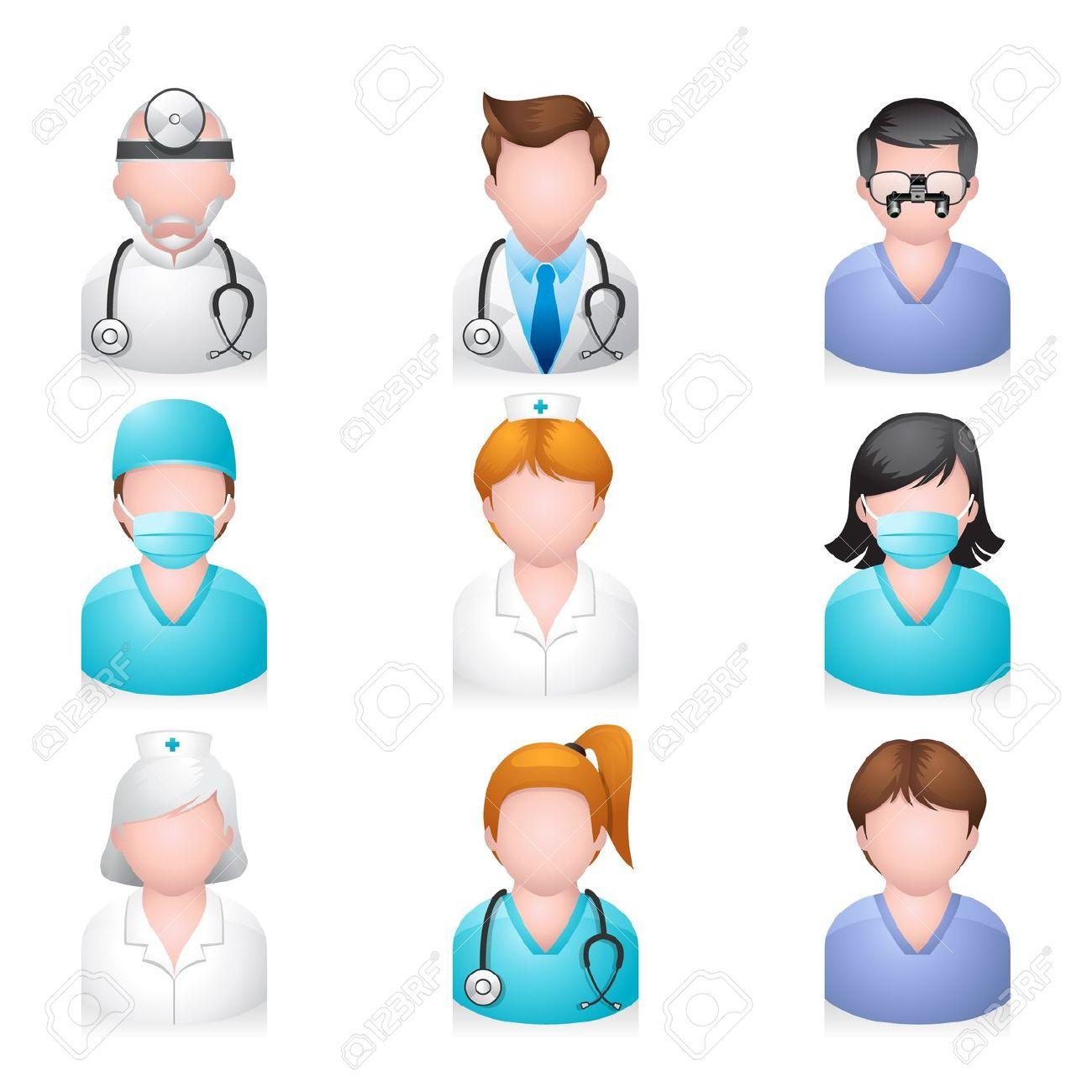 1300x1300 Staff Clipart Medical Staff