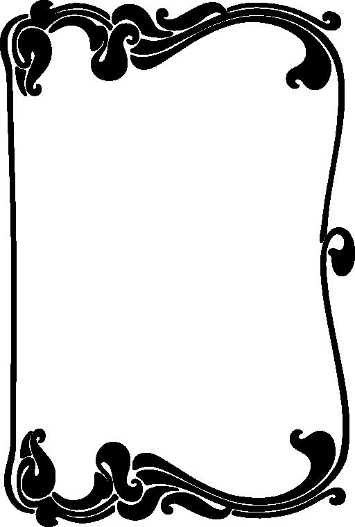 512x761 Top 69 Border Clip Art