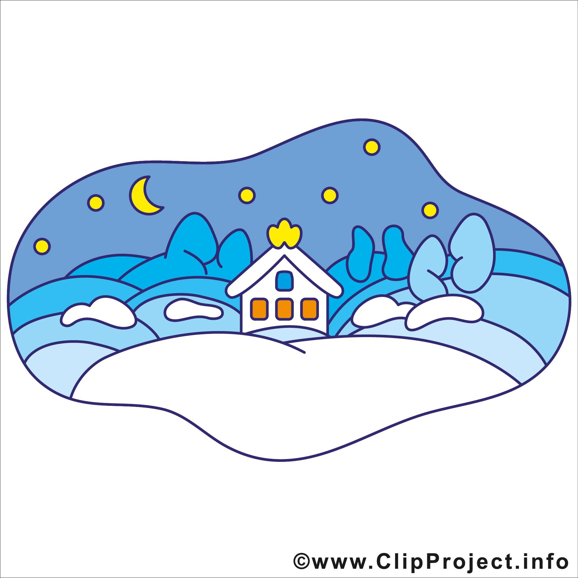 2001x2001 Winter Clip Art