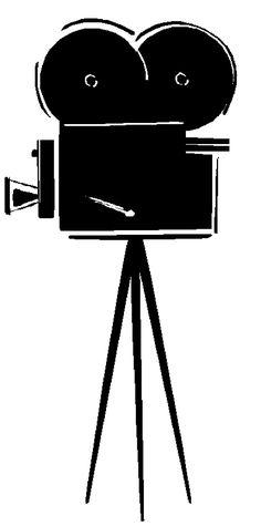 236x475 Movie Camera Clip Art Diy Movie Camera, Clip Art