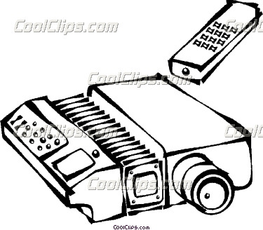 375x328 Overhead Projector Clipart