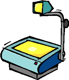 242x282 Projector Clipart