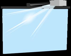 300x237 Short Distance Projection Clip Art