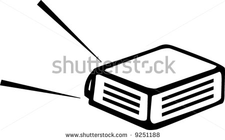 450x281 Clipart Projector