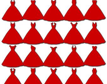 340x270 Ball Gown Clip Art Etsy