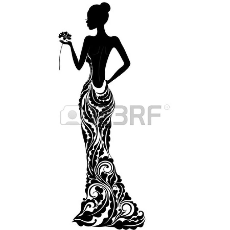 Prom Dress Clipart