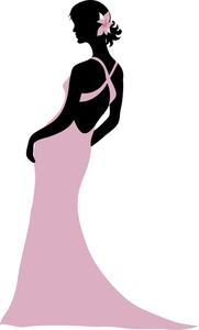 181x300 Danse Clipart Prom Dress