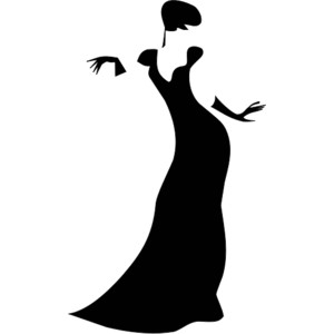 300x300 Gown Clipart Prom Dress