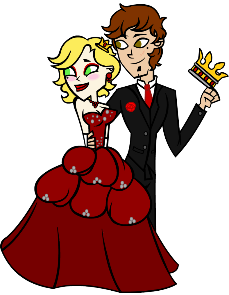 788x1015 Prom King And Queen Of Hearts Prom Collab By Creative Horizons