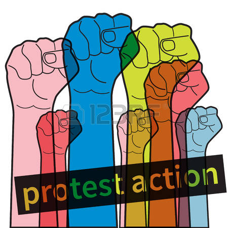 450x450 Fist Clipart Union Strike