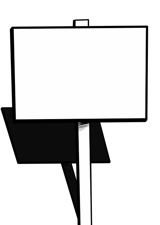 514x720 Sign Clipart Protest