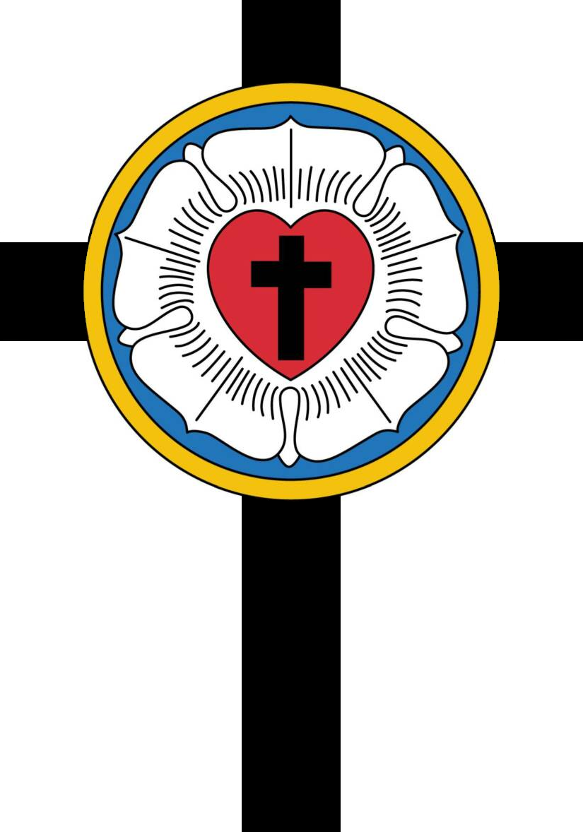 825x1178 Lutheran Cross
