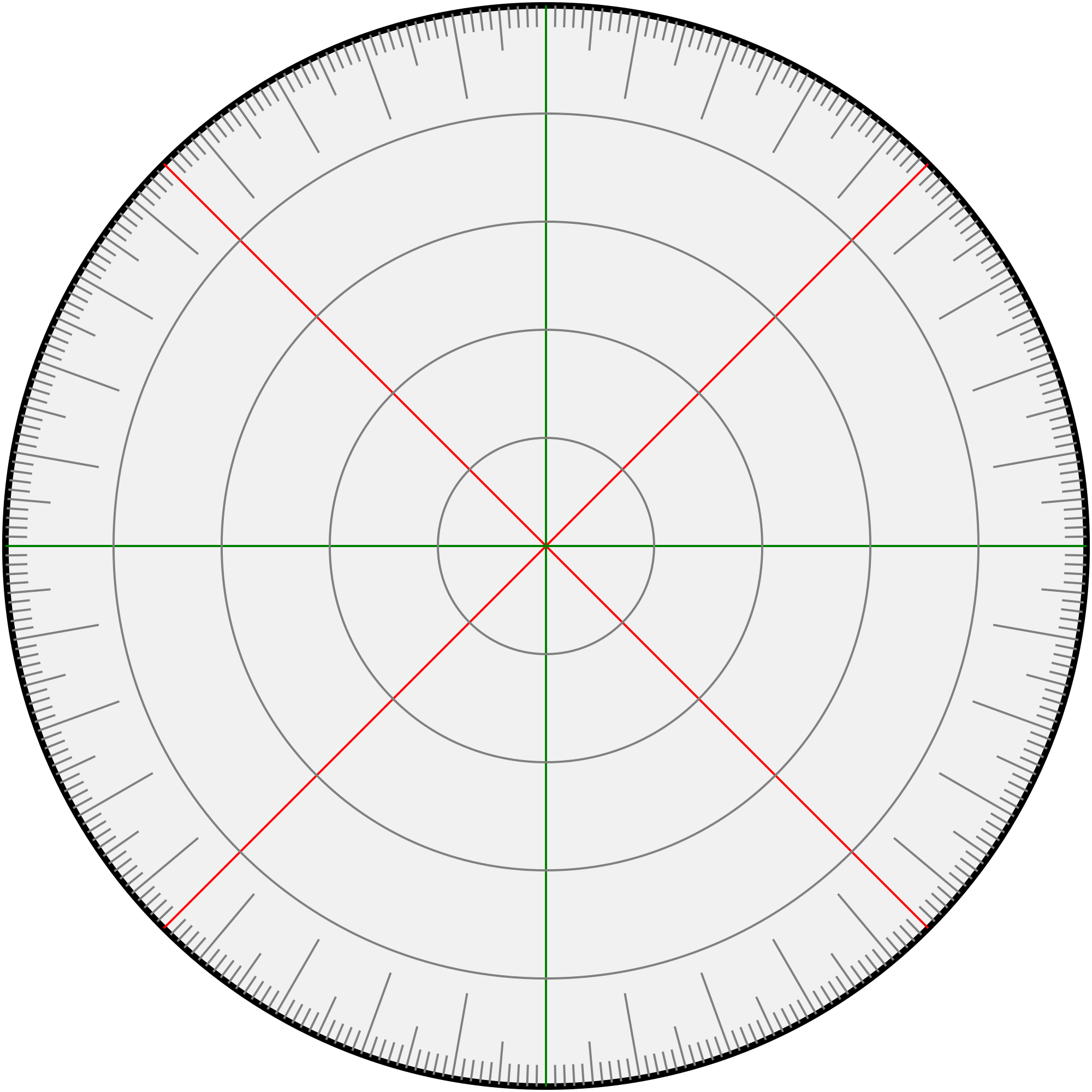 graphic relating to Free Printable Protractor named Protractor Genuine Measurement Absolutely free down load easiest Protractor
