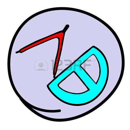 450x450 Office Supplies And Stationery Supplies, A Cartoon Illustration