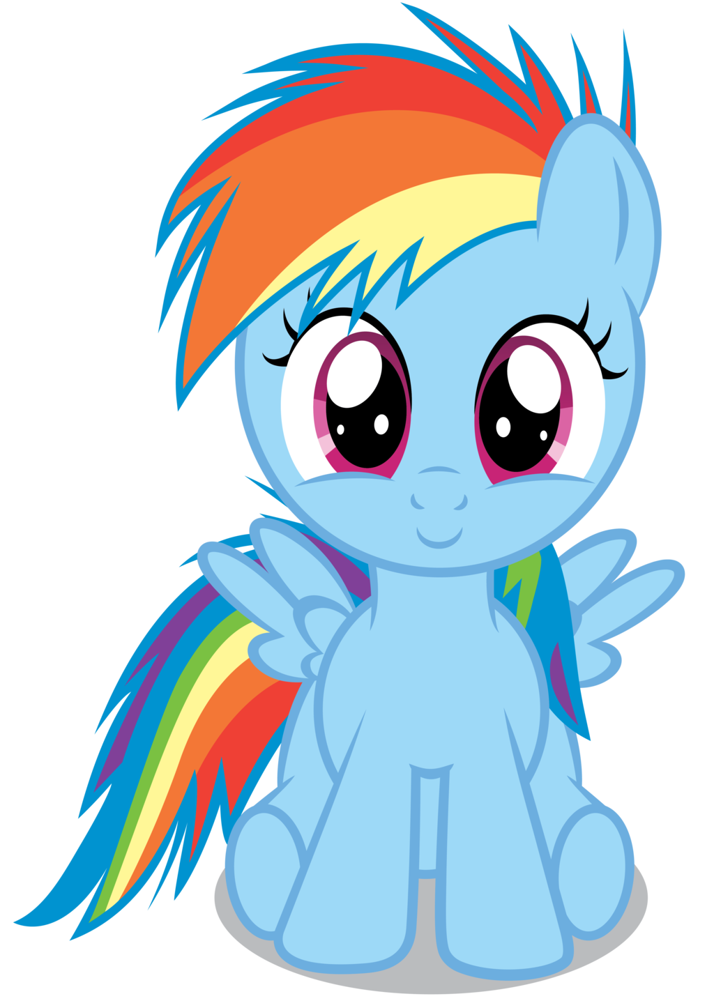 1024x1436 My Little Pony Clipart Cute Pony