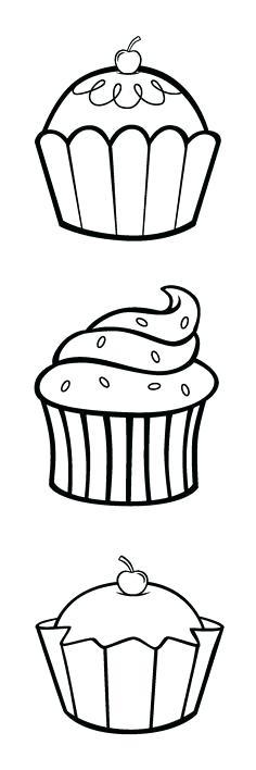 236x708 Dessert Clipart Cupcake Clip Art For Embroidery Christmas Dessert