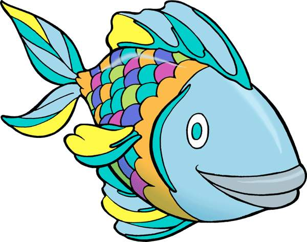 600x472 Fish Clipart 4