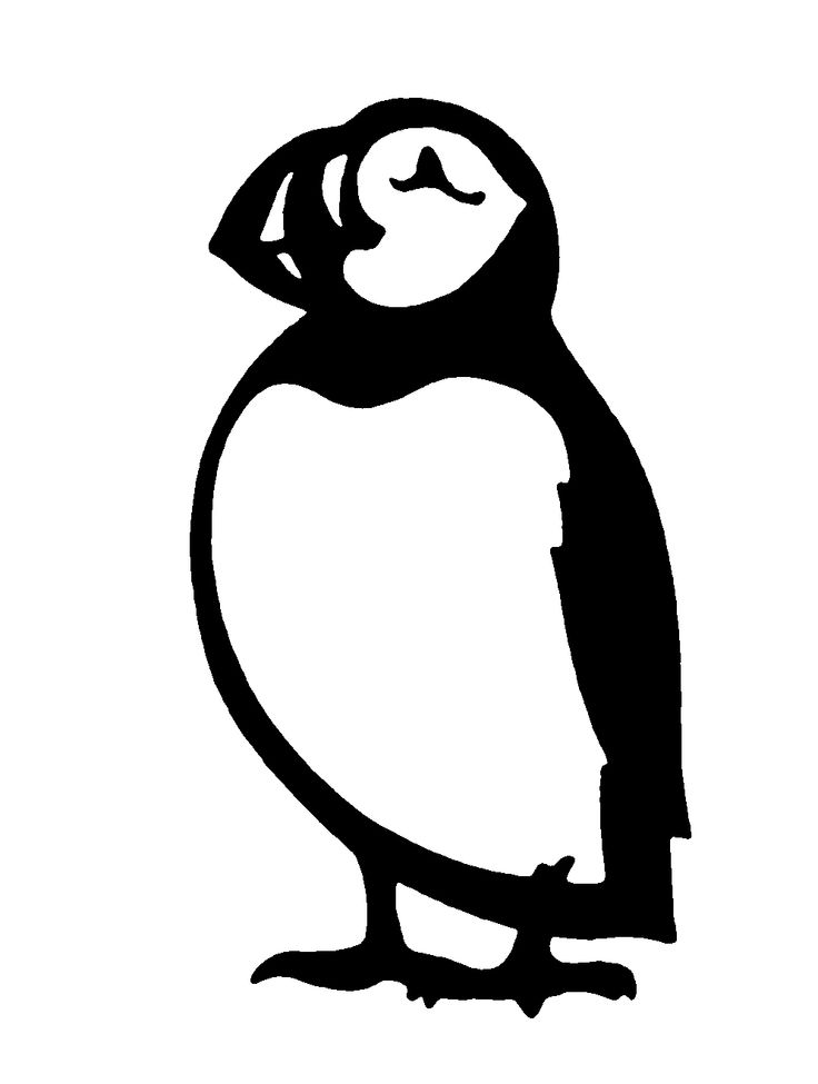 736x975 Puffin Clipart Arctic