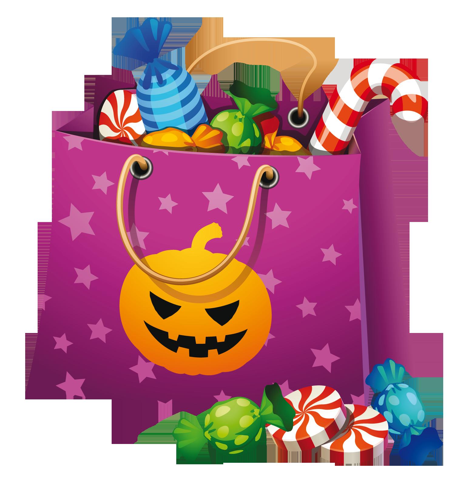 1490x1596 Halloween Candy Clip Art