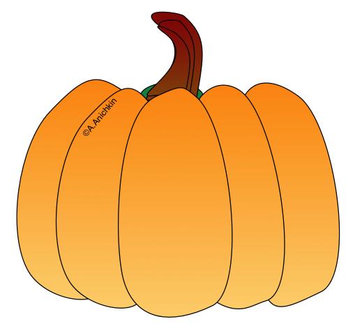 509x468 Pumpkin Clipart Clear Background