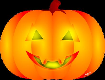 440x334 Animated Pumpkin Clipart Clipartmonk