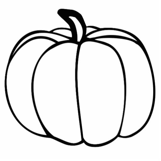 512x512 Squash Clipart Pumpkin Outline