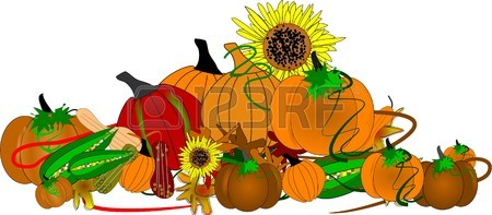 450x197 3,908 Pumpkin Border Stock Illustrations, Cliparts And Royalty