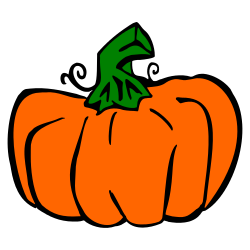 250x250 Free Borders And Clip Art Downloadable Free Pumpkin Clip Art