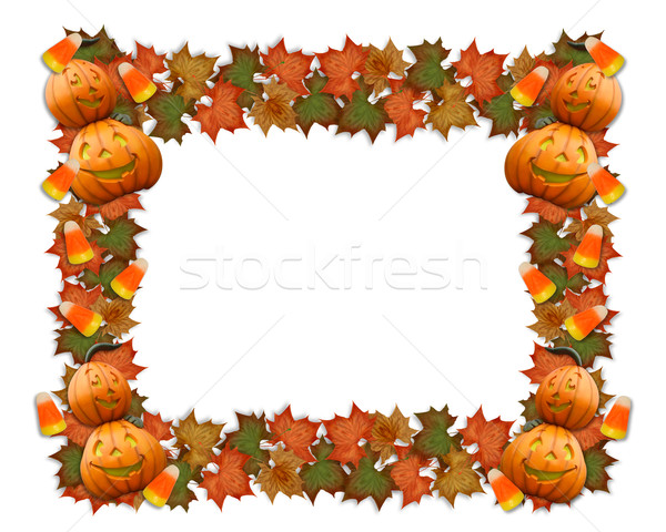600x480 Fall Pumpkin Borders Clipart Cliparthut