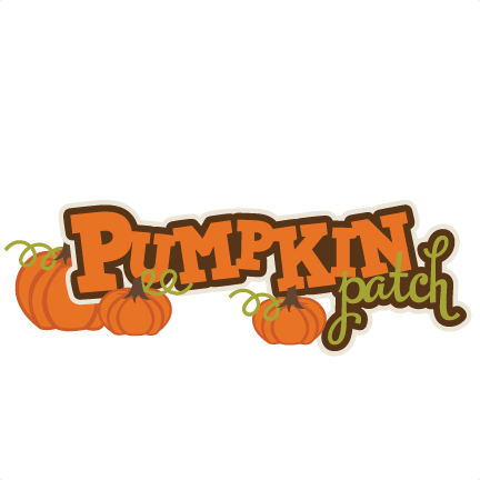 432x432 Pumpkin Patch Svg Scrapbook Title Pumpkin Svg Files Fall Svg Cuts