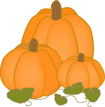 350x358 Harvest Clipart Pumpkin Bread
