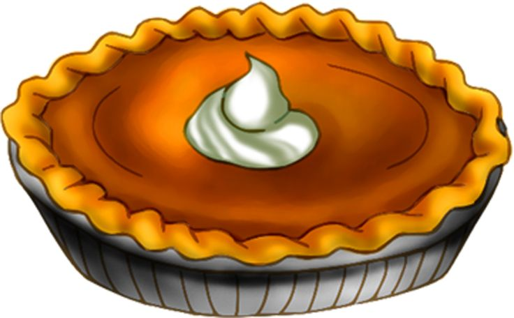 736x456 Pumpkin Pie Cliparts