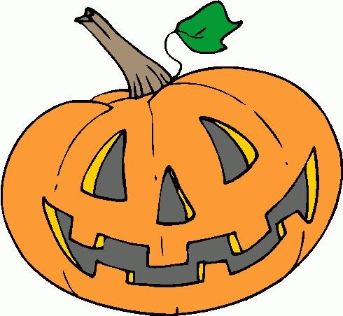 490x452 Pumpkin Clip Art
