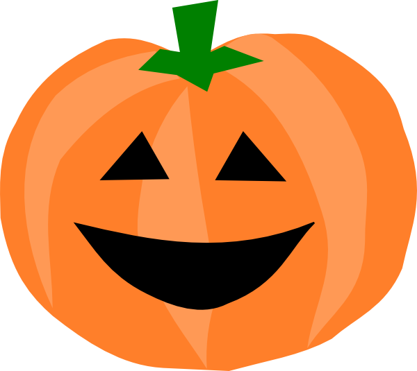 600x535 Carved Pumpkin Clip Art