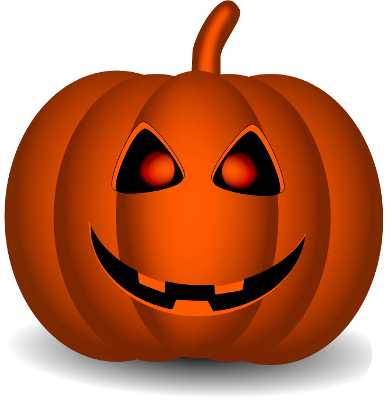 391x400 Carved Pumpkin Clip Art Cliparts