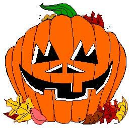 264x255 Fence Pumpkin Halloween Clipart Images, Public