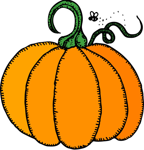480x500 Pumpkin Clipart For Kids Clipart Panda