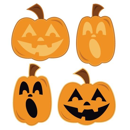 550x550 Pumpkin Free Clipart