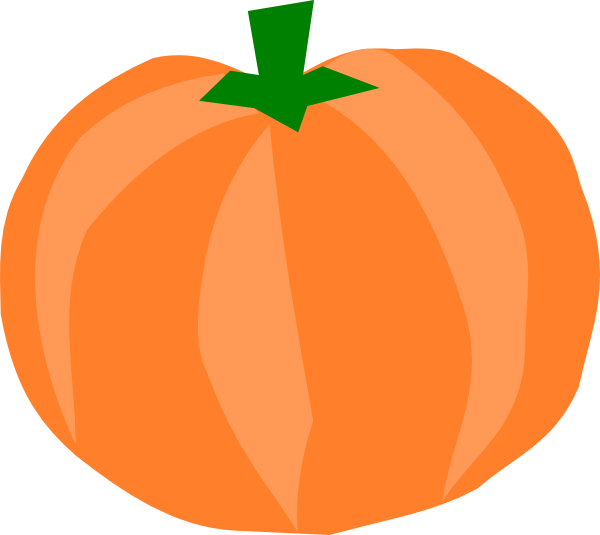 600x535 Plain Pumkin Clipart, Explore Pictures