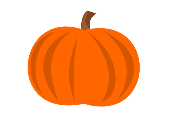 600x450 Pumpkin Clip Art For Kids Clipart Panda