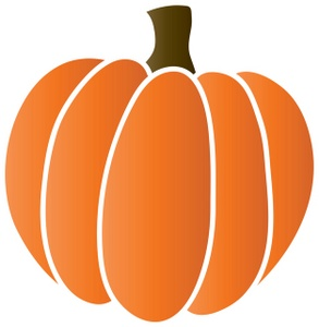 293x300 Pumpkin Clipart Image